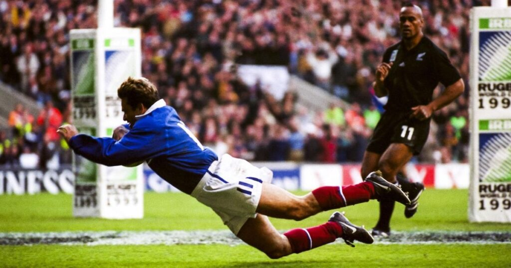 Tributes pour in as former French winger Christophe Dominici dies, aged 48
