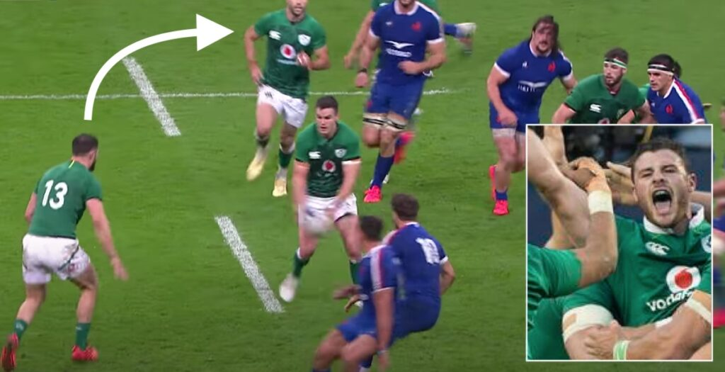 Fans laud THAT awesome solo Henshaw try in Six Nations finale