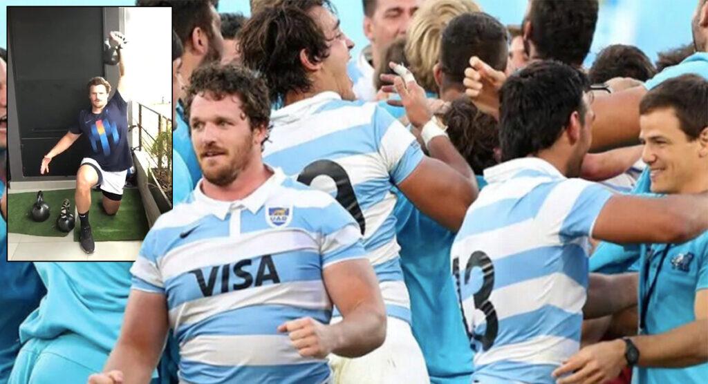 WATCH: Emotive video shows unbelievable quarantine effort behind Argentina's return to Test rugby