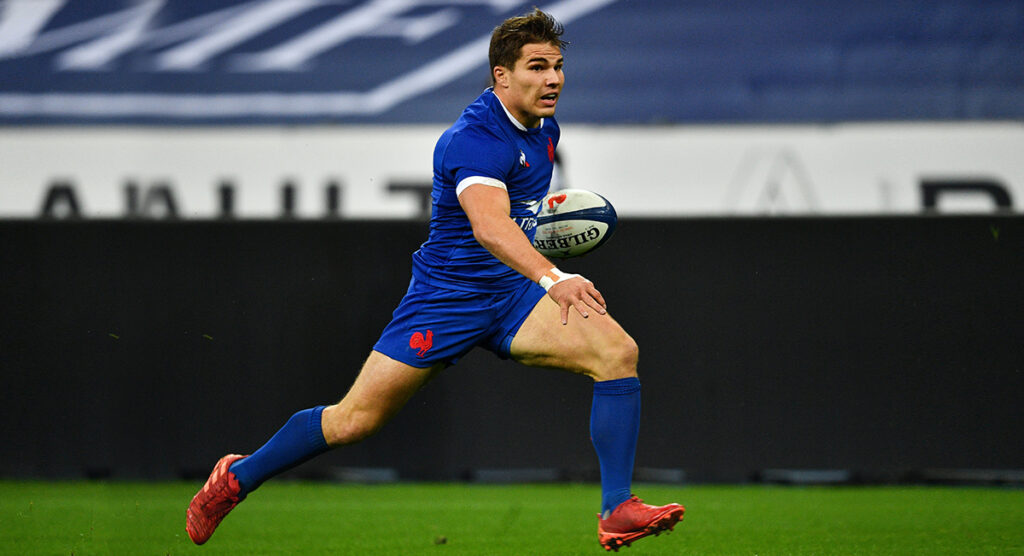Dupont sees off countrymen to be crowned Six Nations Player of the Championship