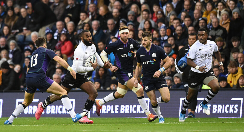 Fiji vs Scotland match cancelled as decision was 'unavoidable'