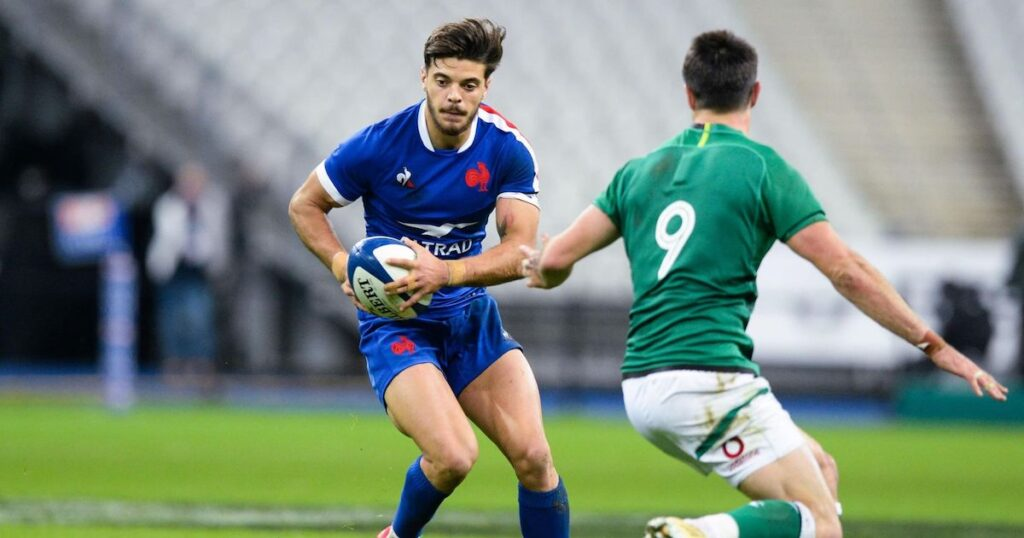 'It was good to see the fear in the Irish defenders' - Ntamack to French press
