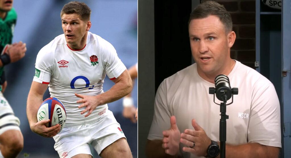 New Zealand rugby pod admit Owen Farrell is world class
