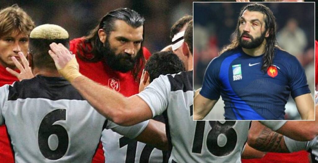 Chabal's top 10 World Cup moments are nothing short of awesome