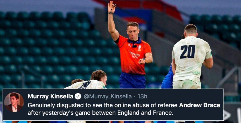 Ref receives awful abuse on Father's obituary while suspicious coughing incidents sour Sunday's final