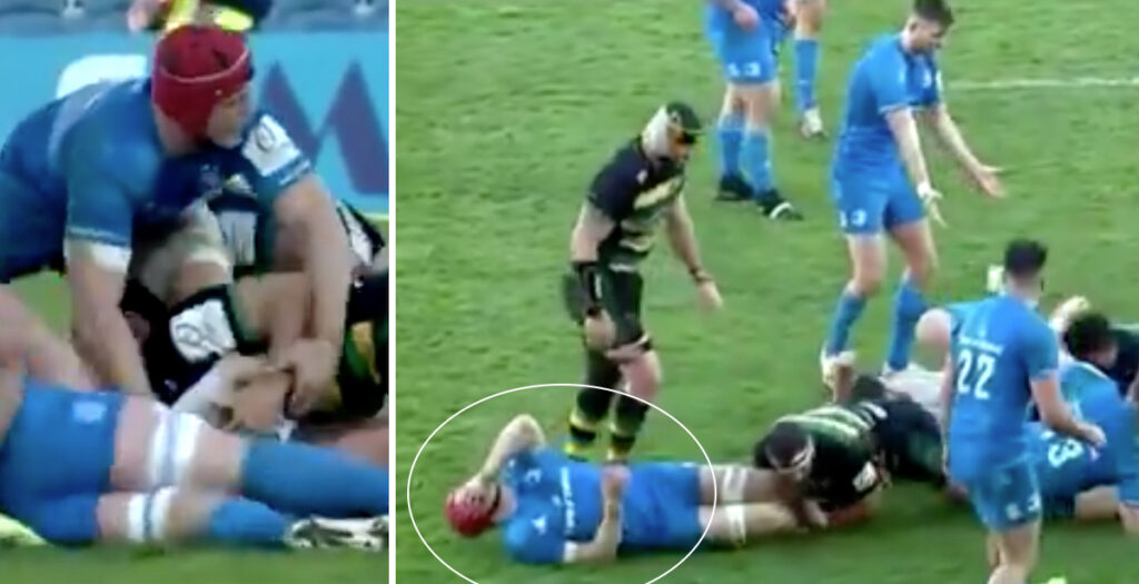 Fans outraged by lack of action over Tom Wood clear out in Champions Cup