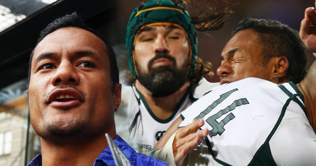 Fuimaono-Sapolu shares old tweets calling out World Rugby on CTE