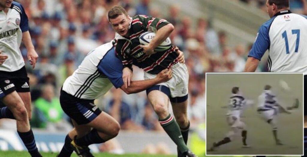 Geordan Murphy's ingenious overhead kick which inspired King Carlos and the Baabaas