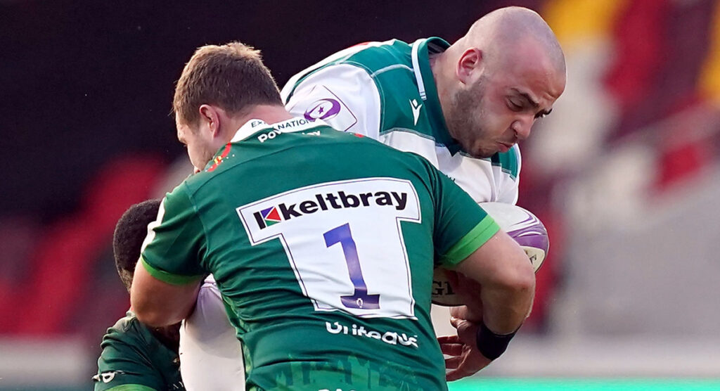 London Irish can't field a team due to coronavirus so become the latest fixture to be cancelled