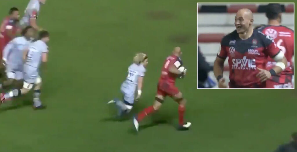 Parisse alley-oop magic sets up brilliant Toulon try in Champions Cup