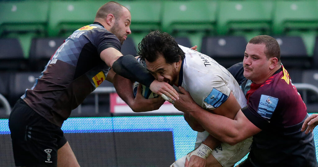 Several Harlequins players have to self-isolate as Worcester fixture is called off