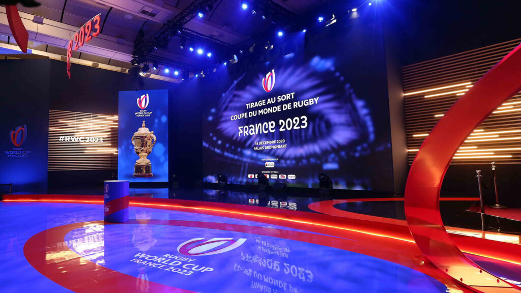 The 5 big talking points from the 2023 Rugby World Cup draw