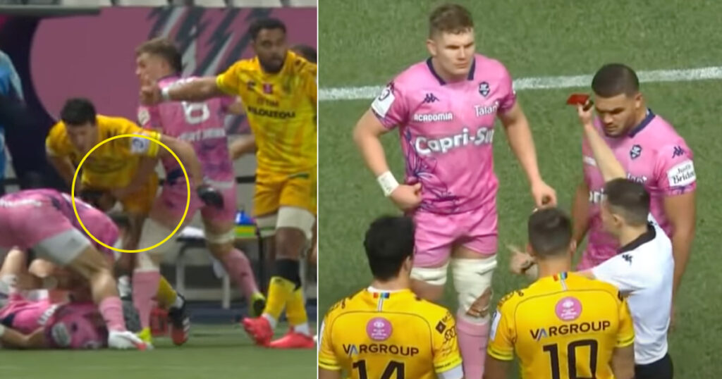 Suspensions handed down after testicle grabbing incident that resulted in TWO red cards
