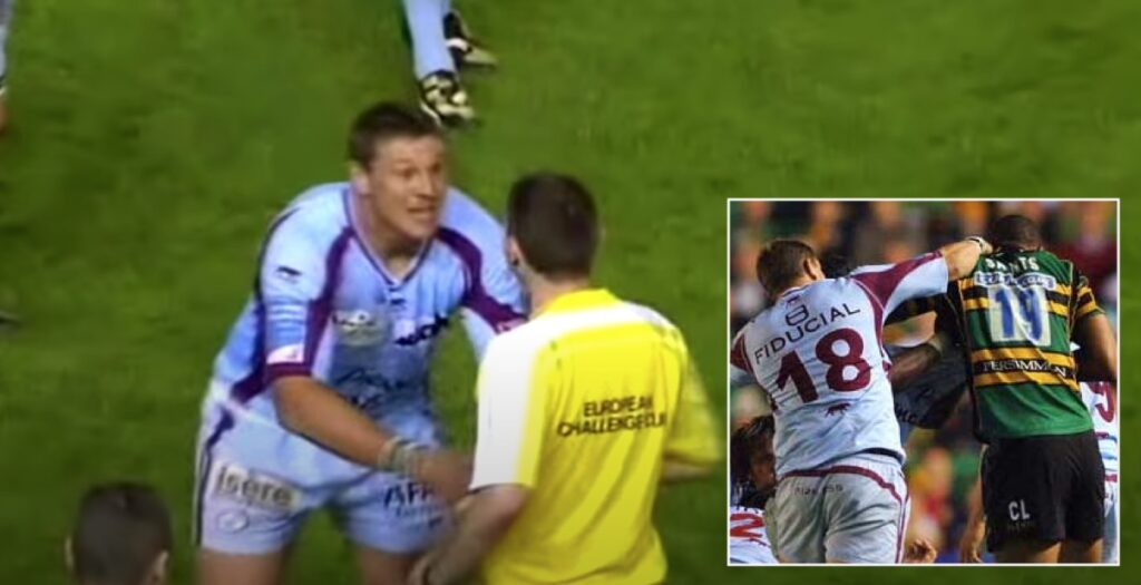 Re-live the utter madness that unfolded late in the 2009 Challenge Cup final