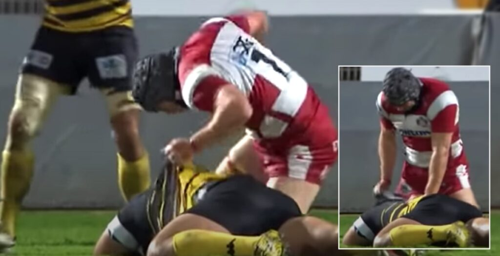 WATCH: Brutal reaction to eye gouging leads to HUGE ban for Gloucester flanker