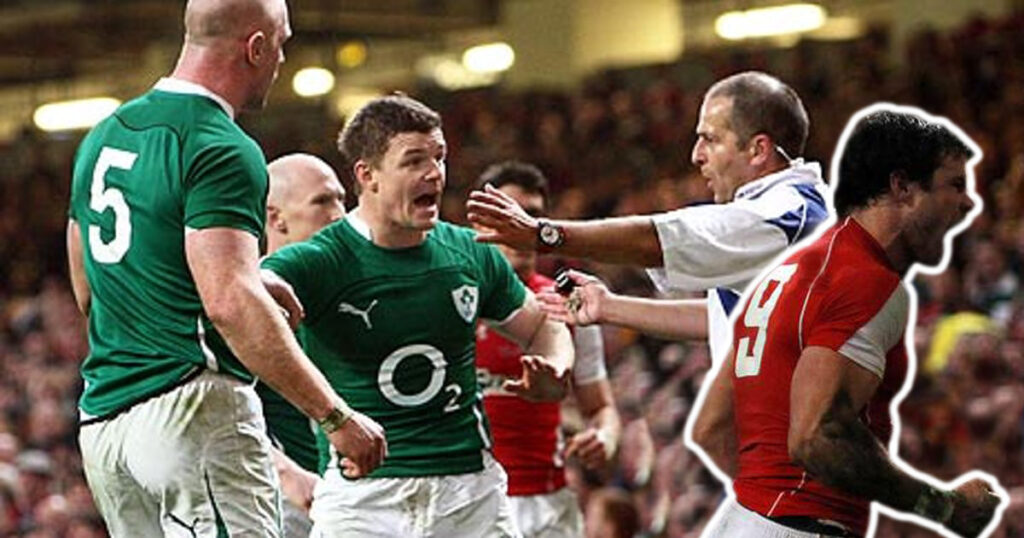 Re-live THE Mike Phillips Six Nations try which still angers Irish fans to this day