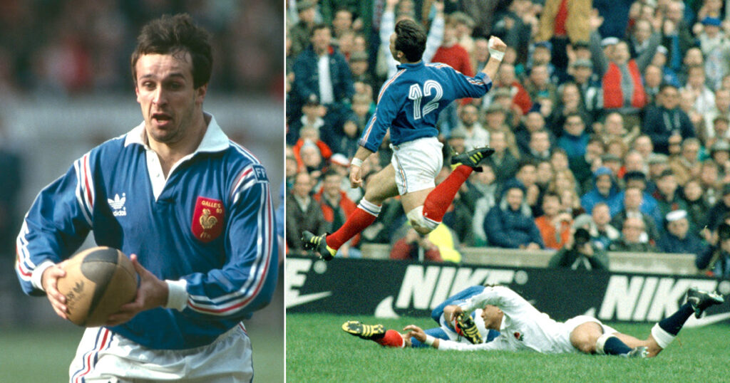 It's 30 years since France scored that epic 'Try of the Century' from beneath their posts