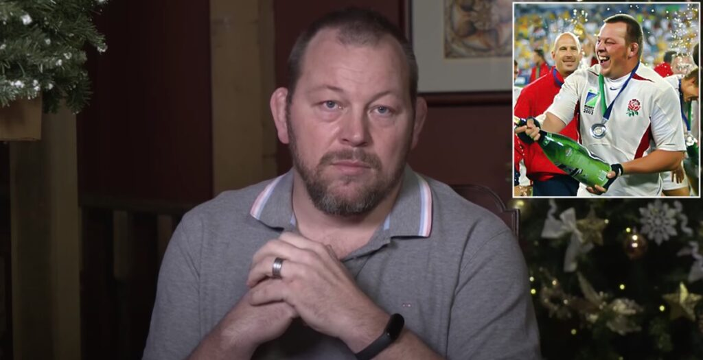 WATCH: Steve Thompson's heartbreaking interview which shocked World Rugby in December