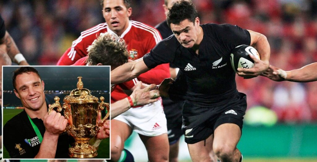 DAN CARTER: The ultimate highlights package of an incredible 19-year career