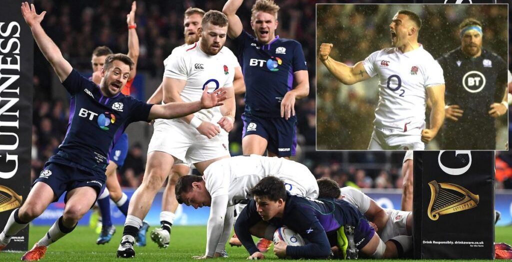 ENG v SCO 2019: Re-live one of the greatest Test matches of the 21st century