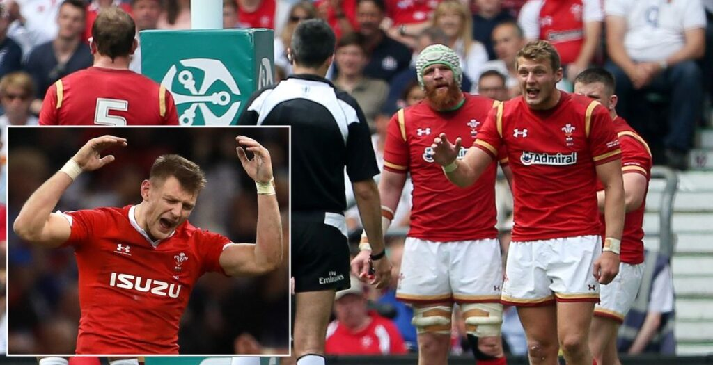 Six minutes of Dan Biggar moaning to referees will boil the blood of traditional fans