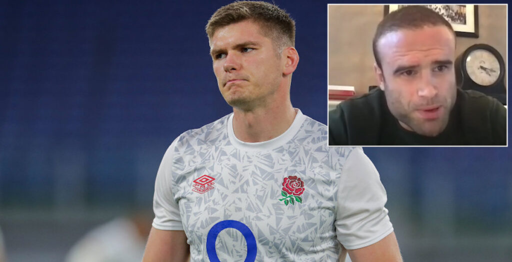 Jamie Roberts unloads opinion on calls for Owen Farrell to be dropped by England
