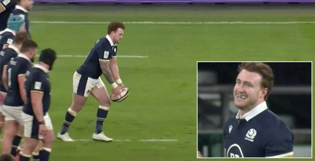Hogg's magical kicking performance which inspired historic Scotland win