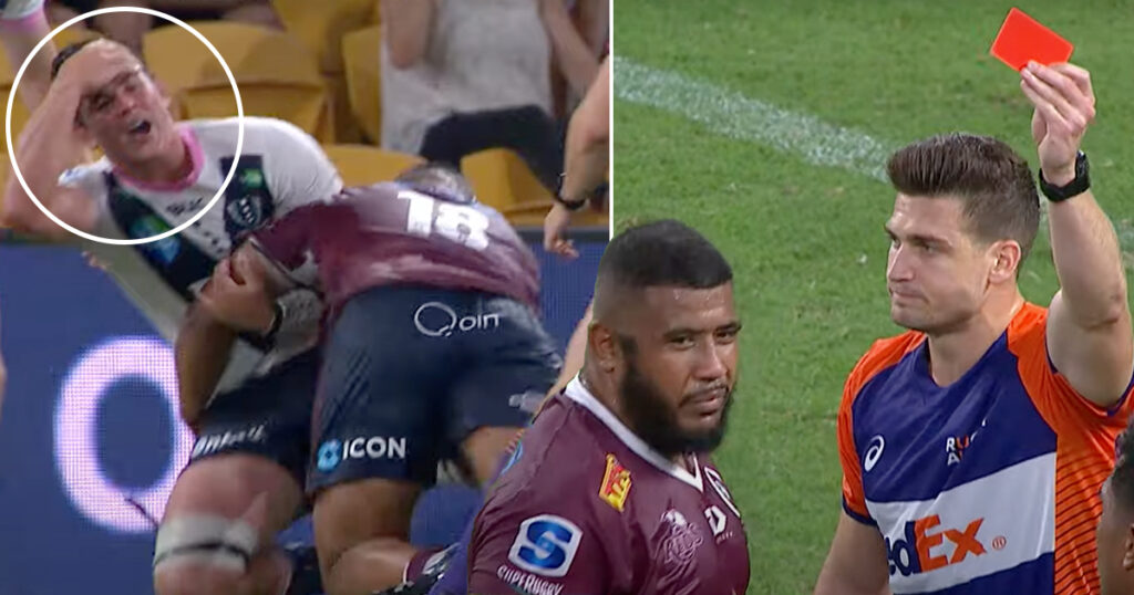 Cooper laments the direction rugby is heading in as we see another breakdown red card