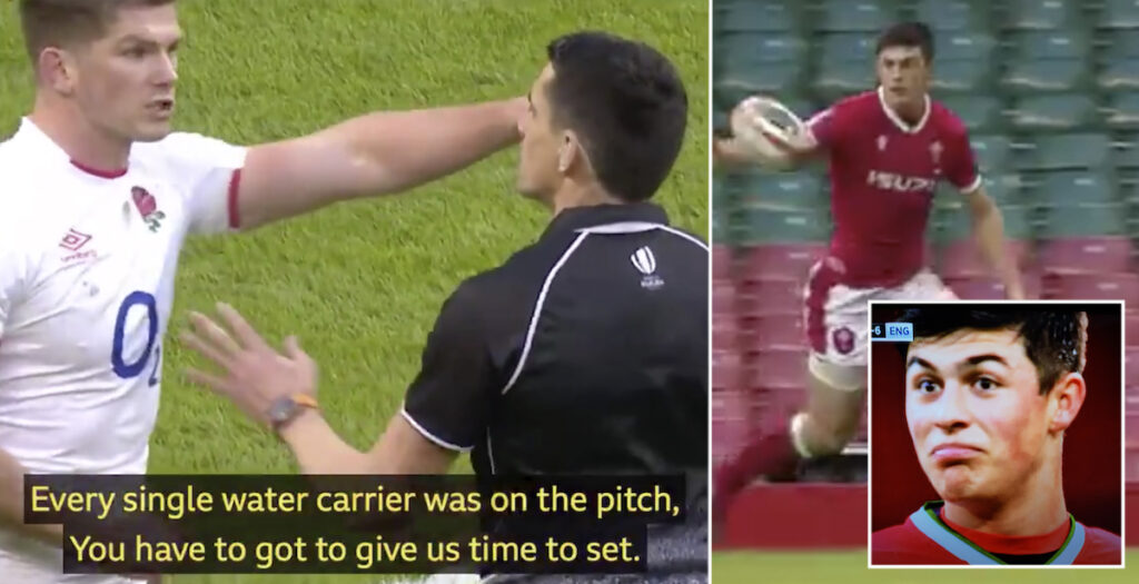 WATCH: The two HUGE decisions in Six Nations clash which have enraged English rugby fans