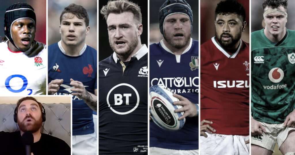 'Of course I'm going to back England, we're favourites' - Rugby Pod predict 6 Nations results