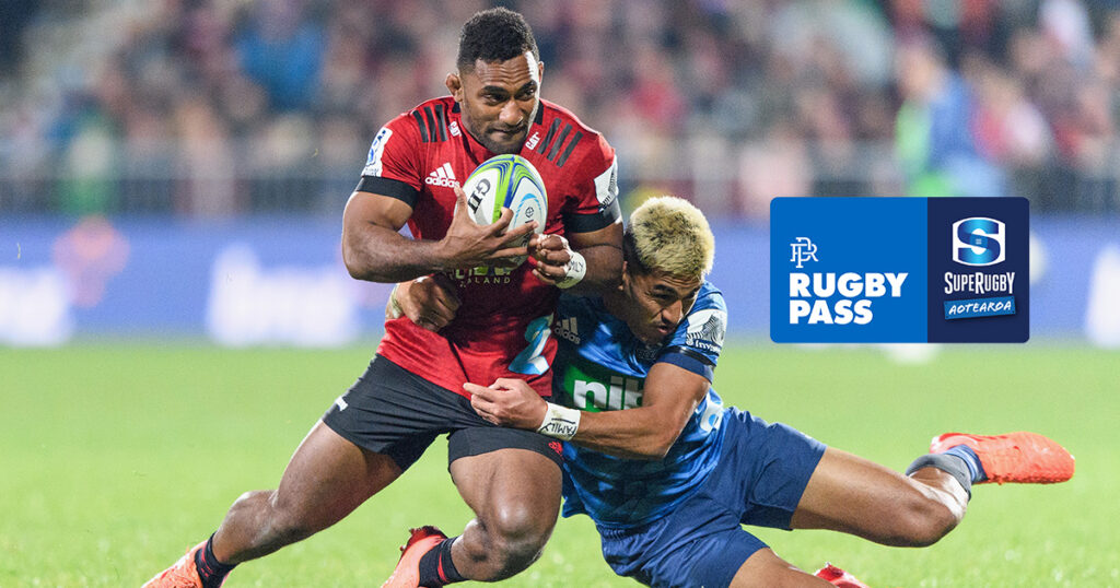 Super Rugby Aotearoa now available to stream in over 100 countries