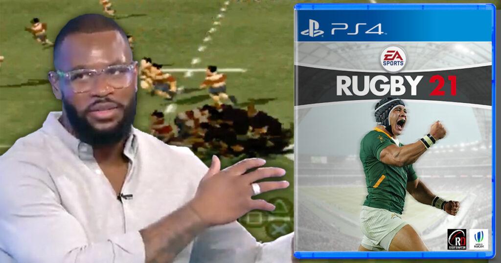 Monye strikes a chord as he speaks for vast majority with video game plea