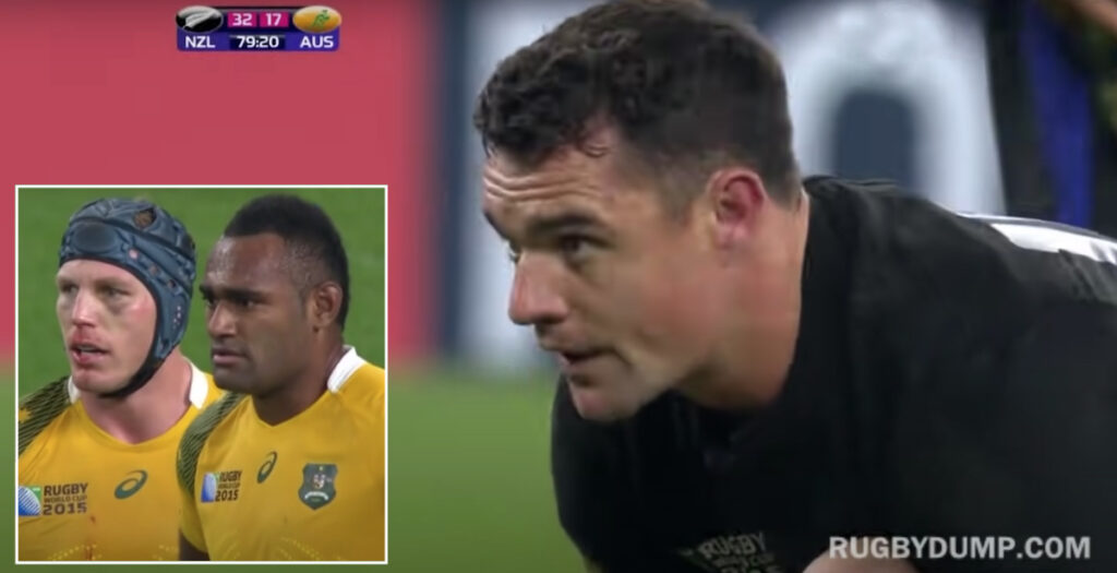 WATCH: Carter's touch of class which most fans missed during 2015 World Cup final