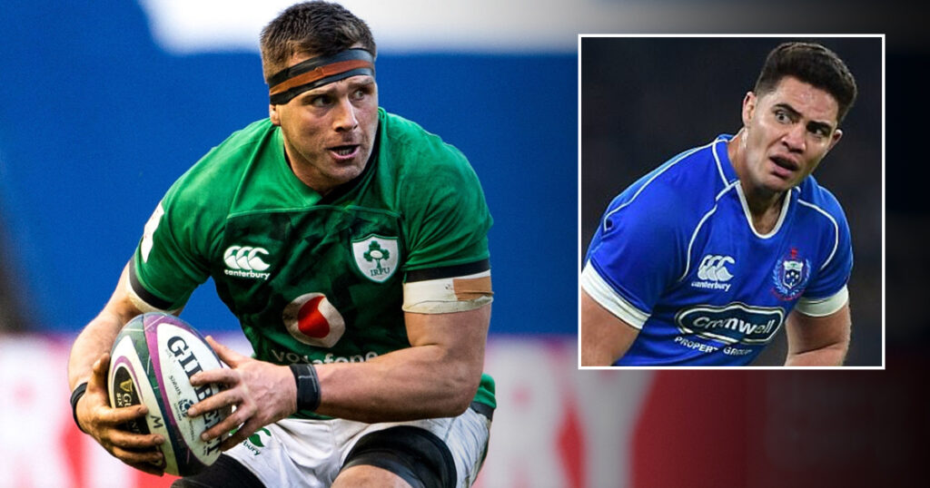 Leo says Stander moving back home straight after retirement makes a mockery of the game