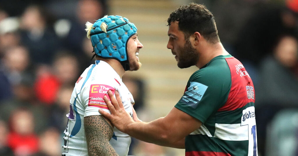 Jack Nowell defends Ellis Genge after difficult week for the England front rower