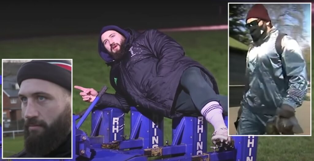 Ridiculous 10-minute montage shows why Joe Marler is probably the funniest man in rugby