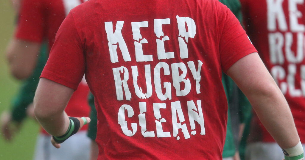 Four year ban for RFU player who attempted to take Human Growth Hormone
