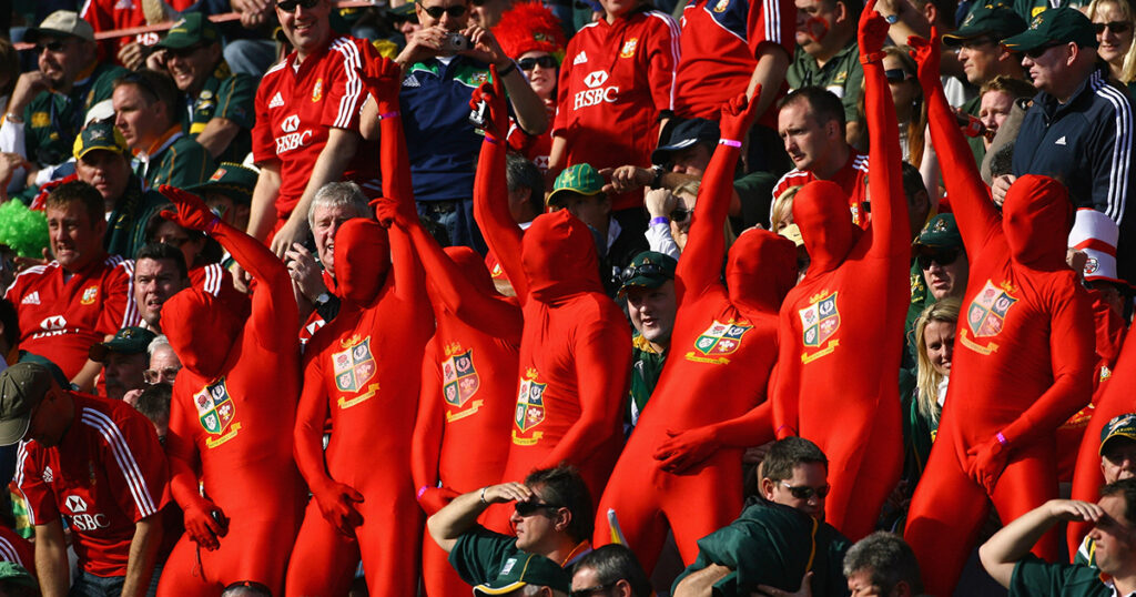 Hope for fans to attend Lions tour as SA Rugby president talks about their plans