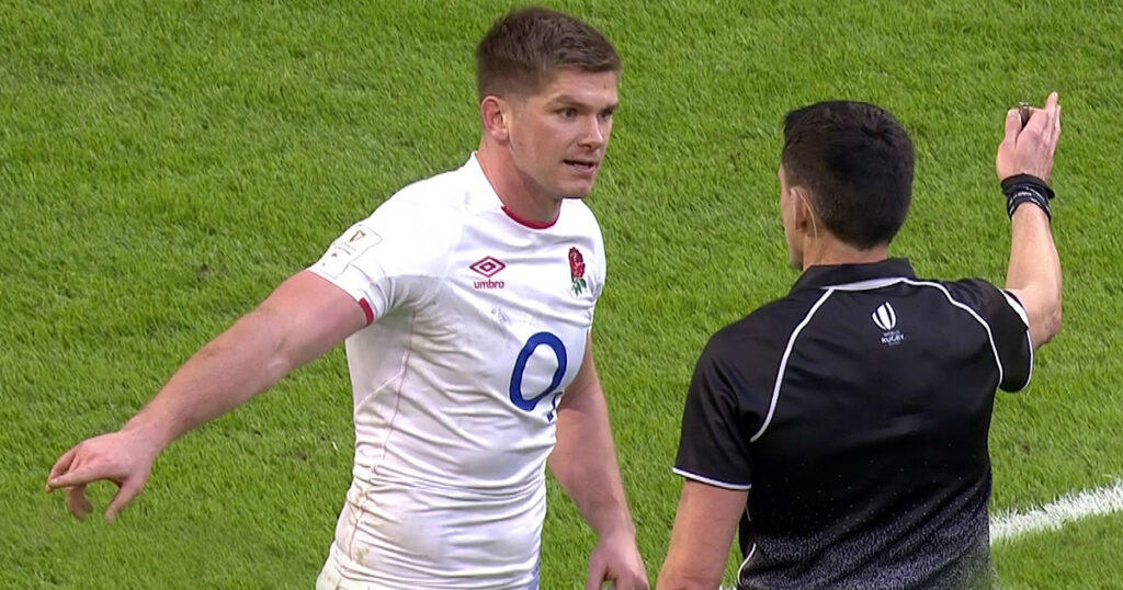 Referee Pascal Gauzere admits to those two huge mistakes in England's loss to Wales