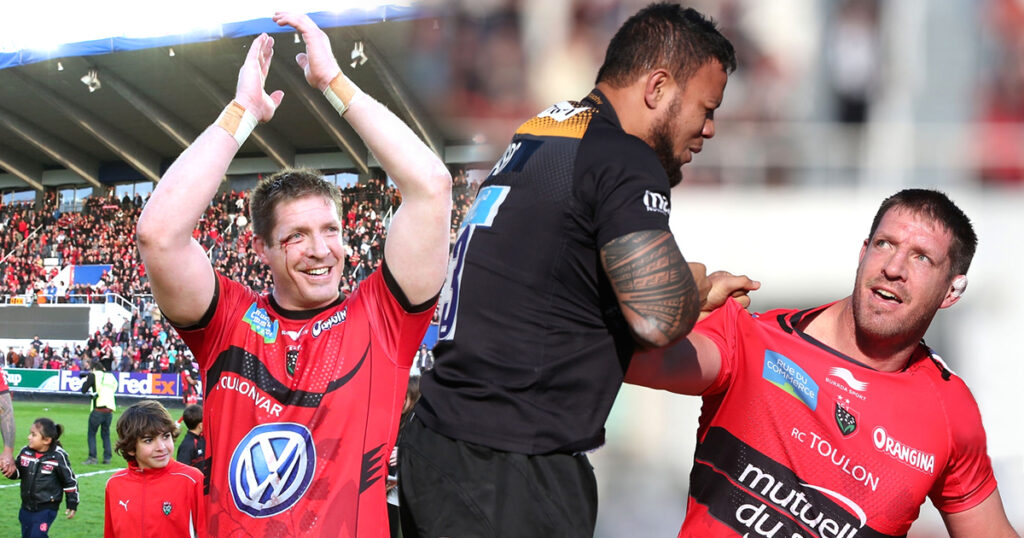 'Bakkies Botha is the greatest player in the world that I have coached' - Bernard Laporte