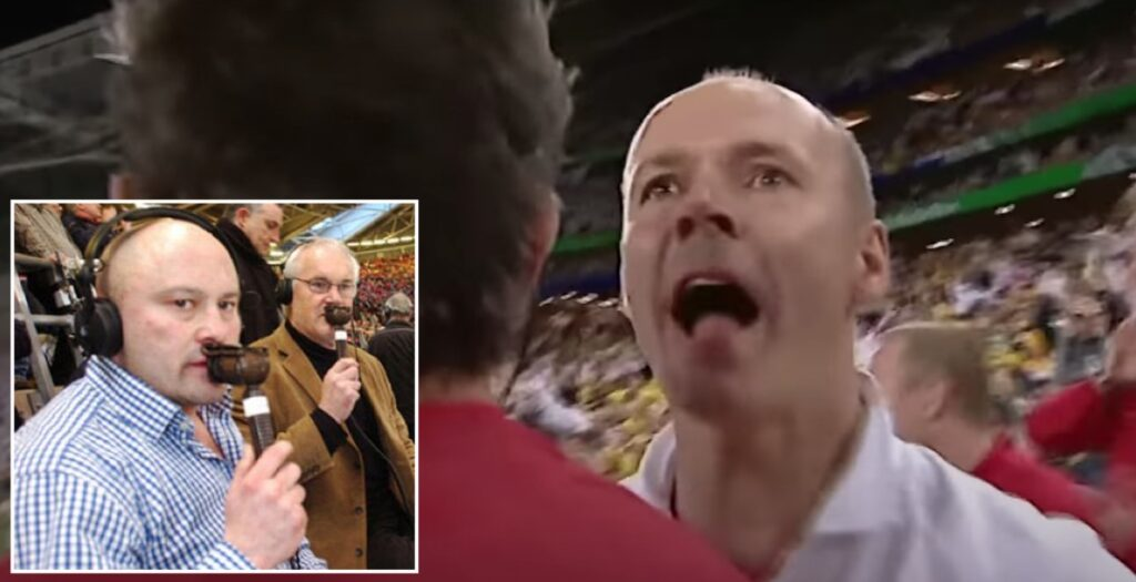 The most iconic pieces of rugby commentary in brilliant 7-minute montage