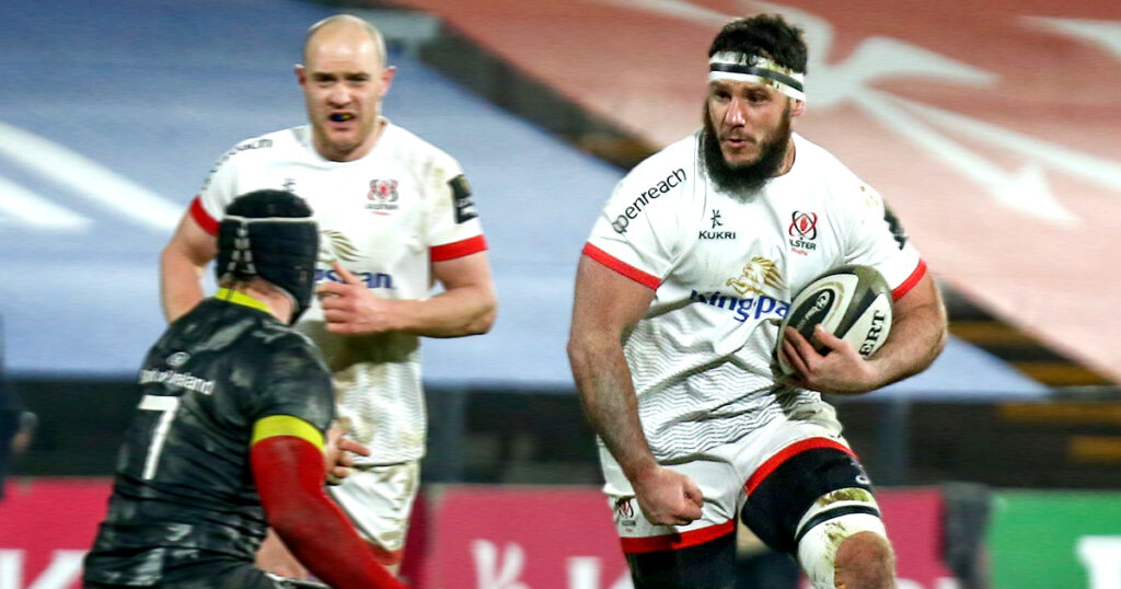 Coetzee claims prestigious award following incredible stats in another stellar season with Ulster