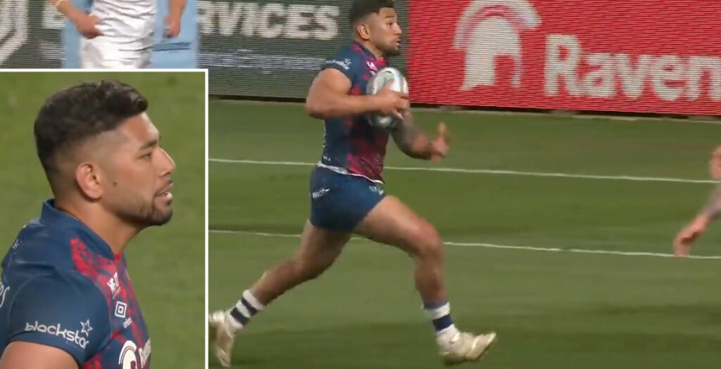 WATCH: Piutau's ludicrous offload which left commentators in awe against the Chiefs