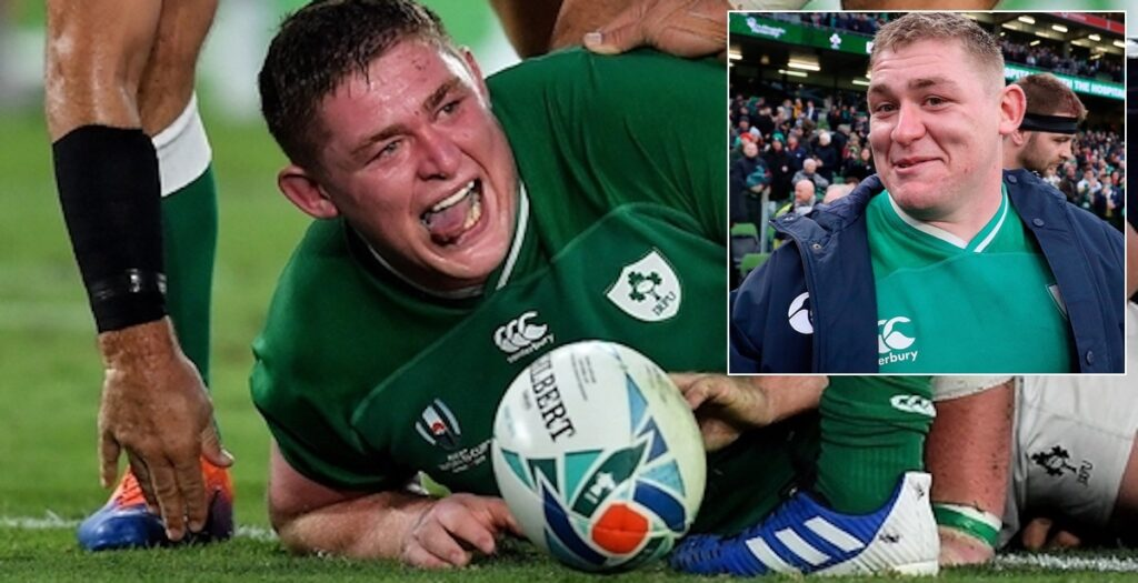 Amazing highlights reel demonstrates why Tadhg Furlong MUST go on the British & Irish Lions tour this Summer