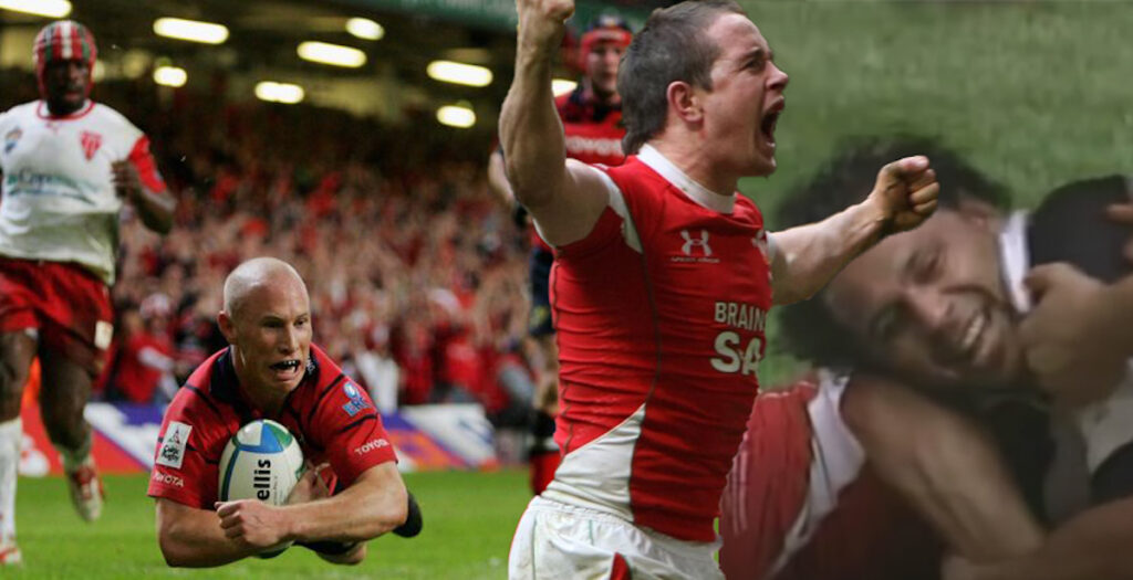 MUST WATCH: Awesome compilation of the best tries ever scored at the Millennium Stadium