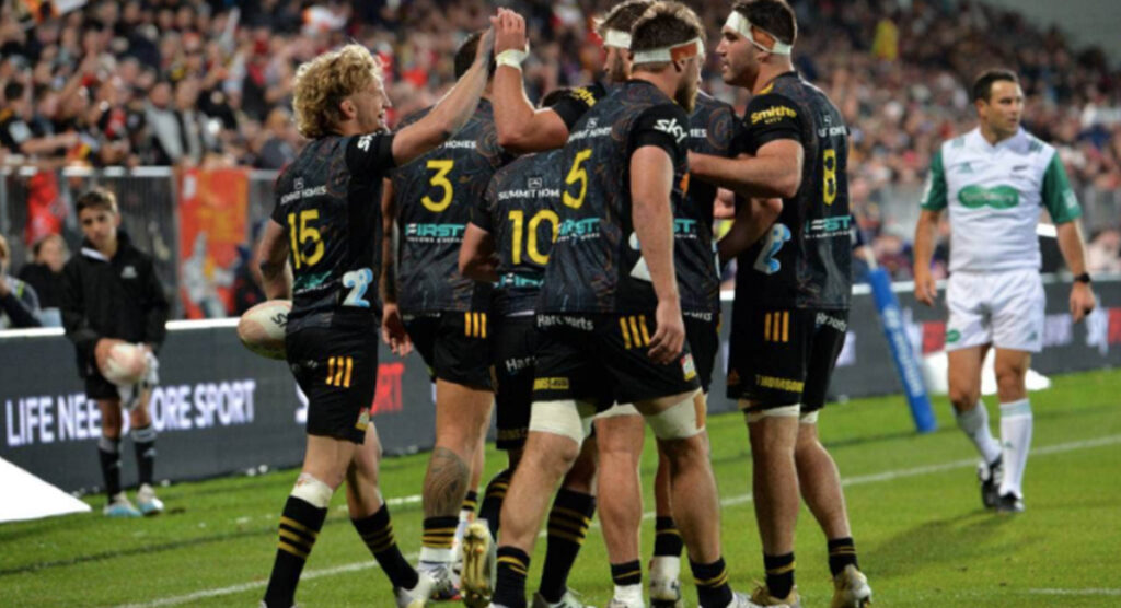 Chiefs accused of hotel misconduct following Aotearoa final loss