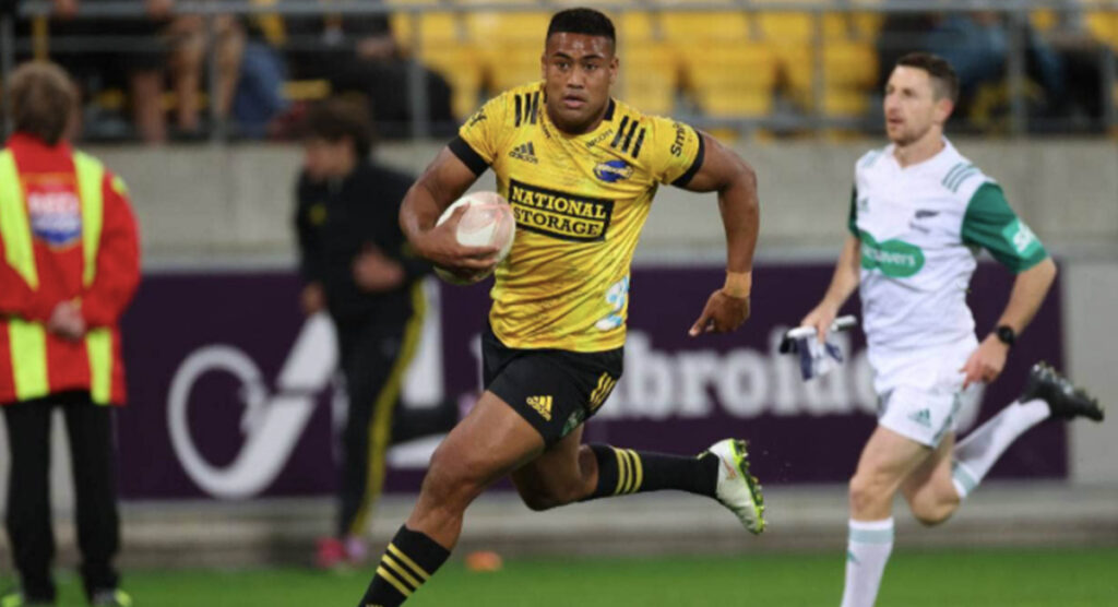 WATCH: Julian Savea broke another try-scoring record this past weekend