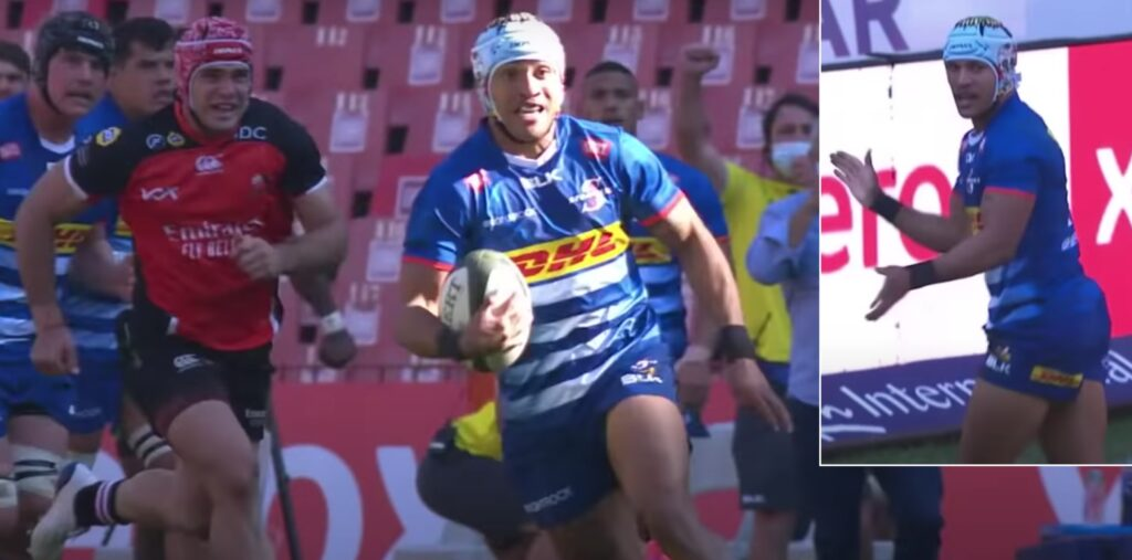 Stormers winger puts in Kolbe-esque performance to set up dramatic Rainbow Cup win