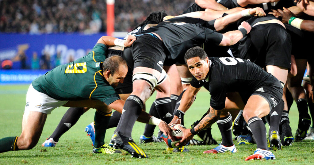 Aaron Smith emphatic about his pick for greatest No9 in RWC history