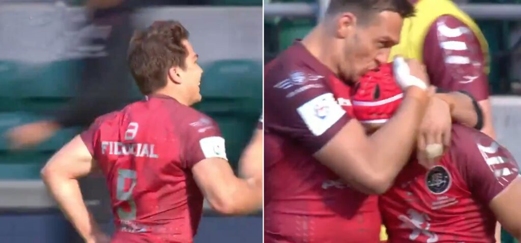 Dupont and Kolbe magic comes agonisingly close to classic European try